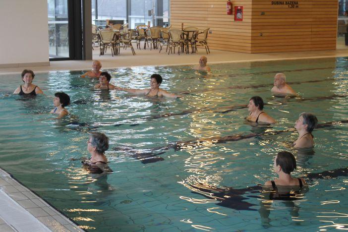 Od ponedjeljaka kreću organizirani programi na Gradskim bazenima