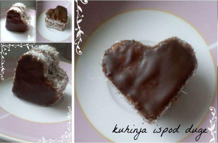Slatka kokos srca