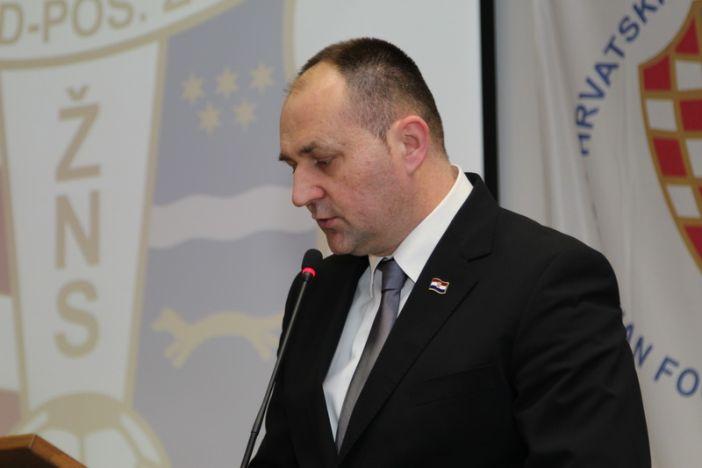 Dubravko Galović jednoglasnom podrškom do novog mandata predsjednika ŽNS-a