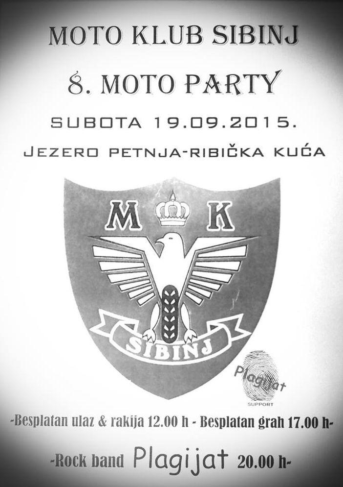 8. Moto Party MK Sibinj