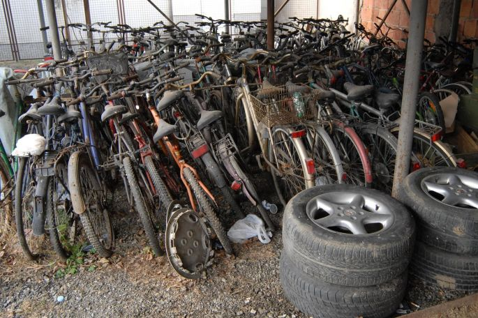 Sisčanin uhvaćen nakon krađe bicikla u Slavonskom Brodu