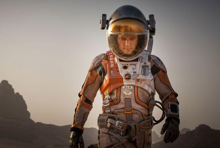 Dobitnici ulaznica za film Marsovac 3D
