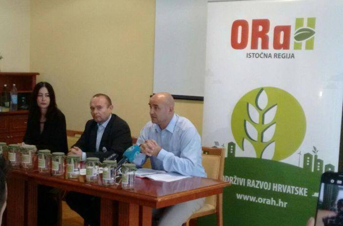 ORaH Europarlamentarac Škrlec na tribini o onečišćenju zraka u Slavonskom Brodu