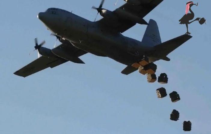 PIJANA ČAPLJA Iz Katara poručuju: pošaljite nam još pilota i poslat ćemo još 50 tona pomoći u Brod!