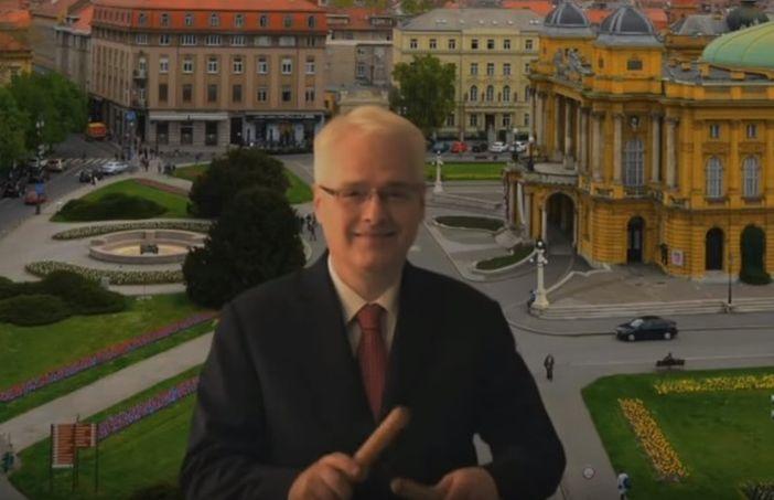 PIJANA ČAPLJA Josipović napravio anti-spot i za birače iz Slavonskog Broda