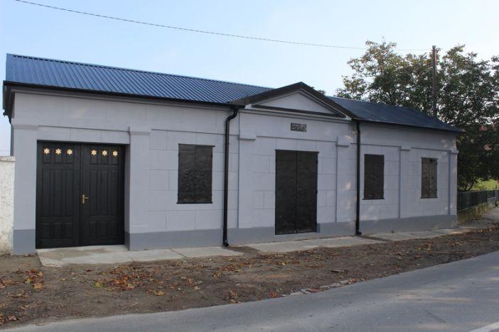 Obnovljena židovska mrtvačnica na Gradskom groblju u Slavonskom Brodu