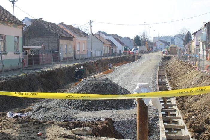 Napreduju radovi na projektima koji se provode na području grada