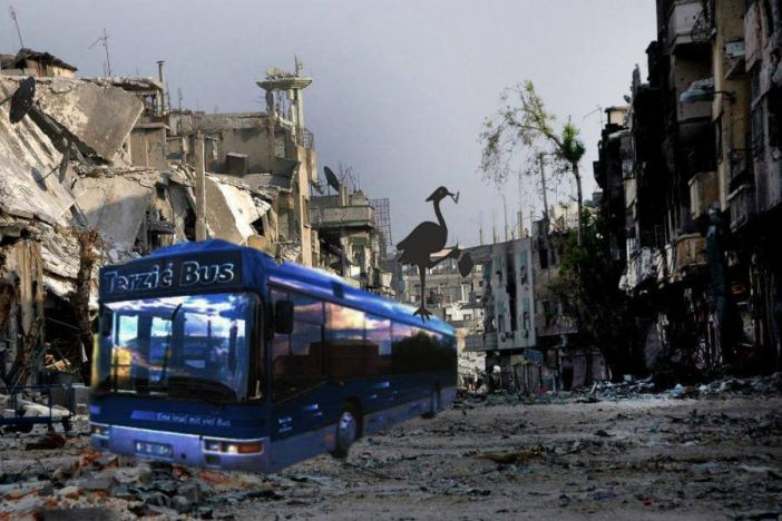 PIJANA ČAPLJA Gradski prijevoz se proširuje na još jednu liniju – Korzo – Damask – Korzo