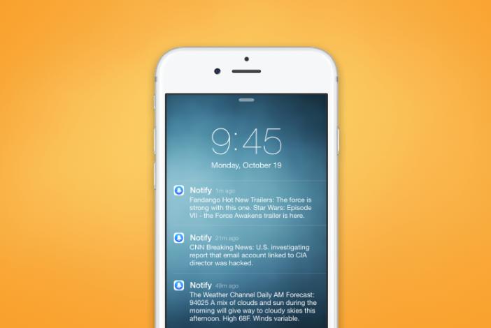 Uz pomoć nove aplikacije pratite samo ono što vas zanima