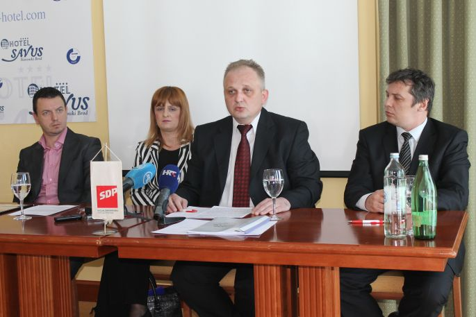 Prof. dr.sc. Roberto Lujić imenovan privremenim rektorom Sveučilišta u Slavonskom Brodu