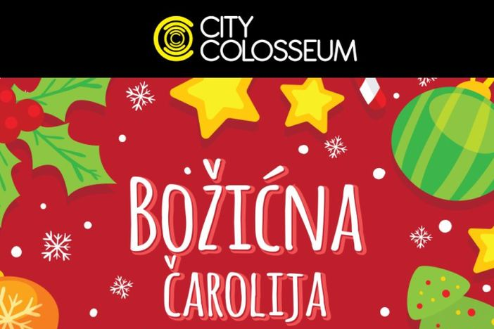 Početak adventa uz božićne lampice i zabavni program u City Colosseumu