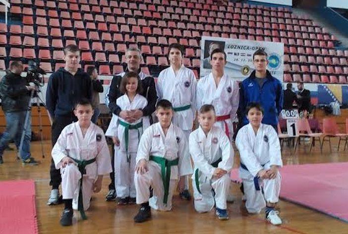 Odlični rezultati Alfi na međunarodnom turniru u Loznici