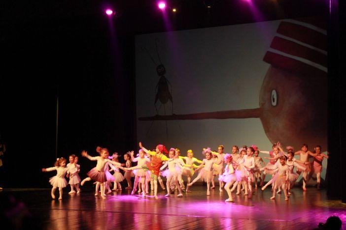 Otvoreni 12. Dani plesa Mije Čorak Slavenske