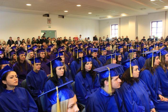 Promocija 219 studenata Veleučilišta u Slavonskom Brodu