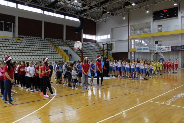 """Dvorana """"Vijuš"""" domaćin 2. Međunarodnog košarkaškog turnira """"Sveti Nikola"""""""