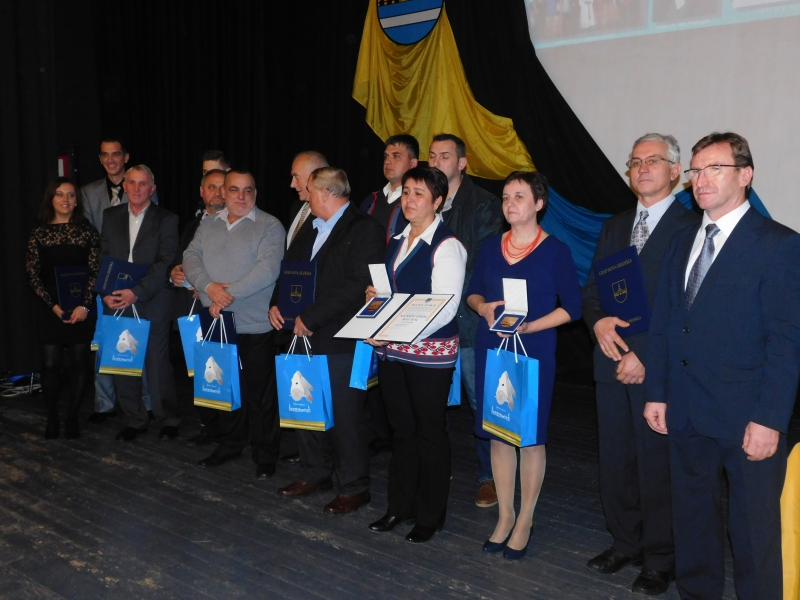 Obilježen Dan grada Nova Gradiška, dodijeljene nagrade Grada
