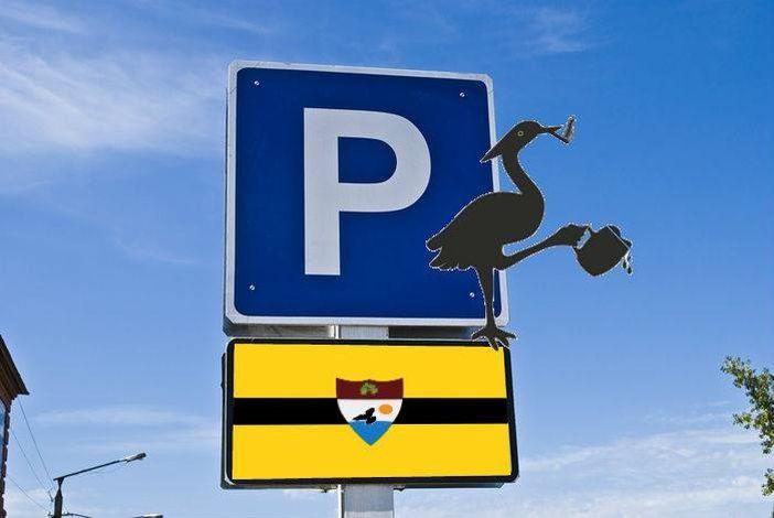 PIJANA ČAPLJA Parkirališta Brod-parkinga postaju teritoriji Liberlanda