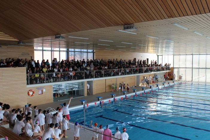 U nedjelju 20. prosinca klupsko natjecanje Plivačkog kluba Marsonia