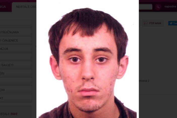 Nestao 17-godišnji Marko Njegovan
