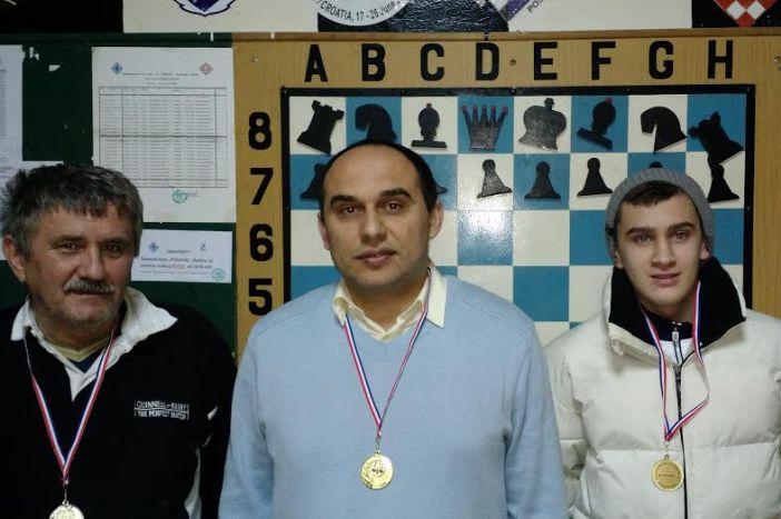Zoran Ivanović pobjednik novogodišnjeg cugera