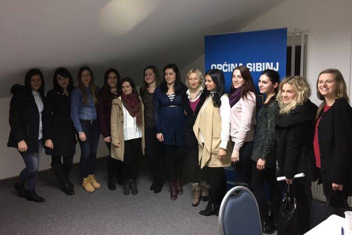 Nataša Travarević na čelu novosnovane Sibinjske udruga mladih