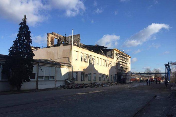 POLICIJA NAKON POŽARA U TEP-U: 'Teško da će se moći utvrditi uzrok požara?!'
