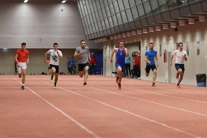 Kristijan Jamer najbrži Slavonac na 60 metara u dvorani