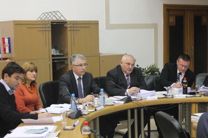 Županijski vijećnici HDZ-a se odrekli dijela naknade u korist pomoći Aniti Herceg