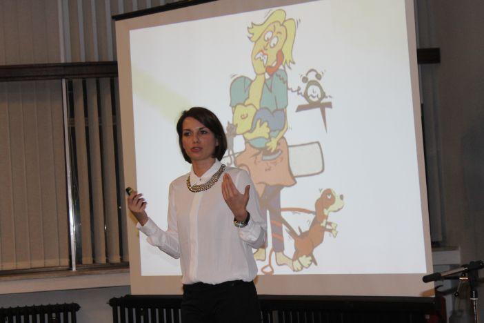 U Gradskoj knjižnici održano odlično predavanje 'NLP i vi(mi)'