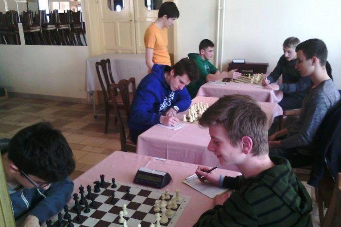 Luka Matanović juniorski šahovski prvak Slavonije i baranje