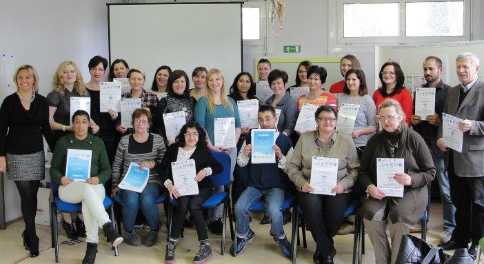 Dodijeljeni certifikati volonterima u sklopu 'Mreže socijalnog volontiranja'
