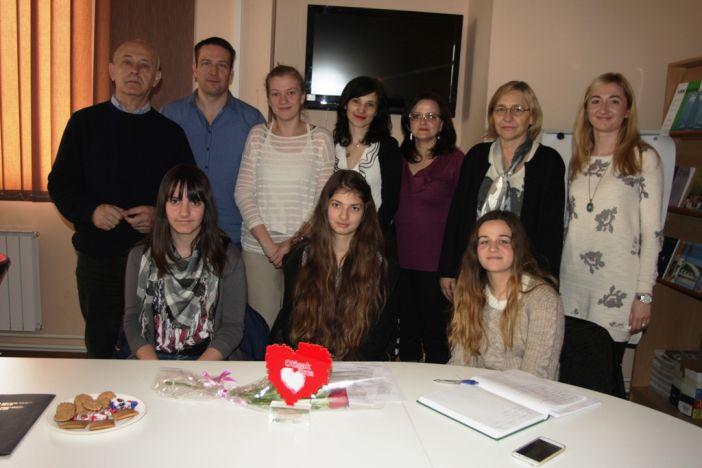 U srednjoj školi Antun Matija Reljković osnovan volonterski klub 'M.A.R. - Sjeme dobrote'
