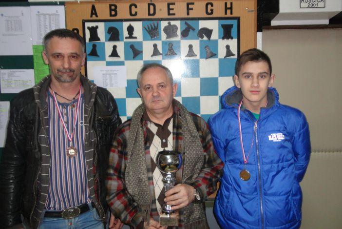 Održan šahovski turnir '17.CRO-rating Ruščica 2015.