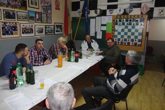 Mati Opačku i peti mandat na čelu Šahovskog kluba 'Posavac'
