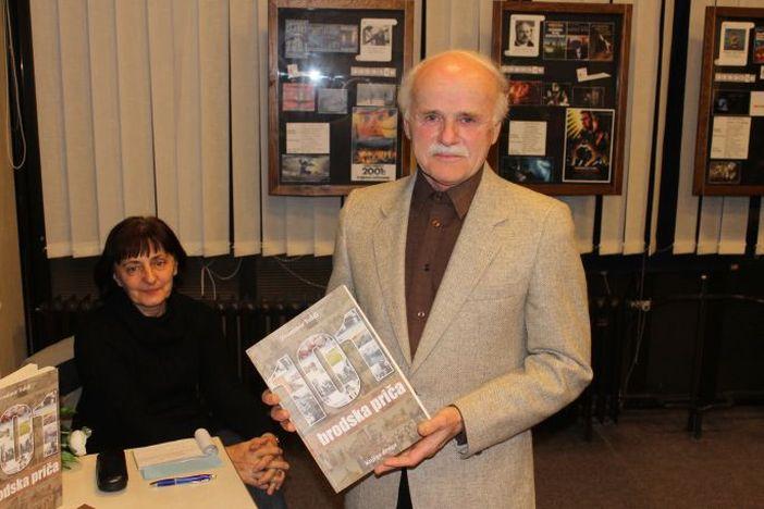 101 Brodska priča Zvonimira Toldija u Gradskoj knjižnici
