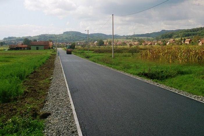 U Brodskom Stupniku EU sredstvima izgrađene tri ceste