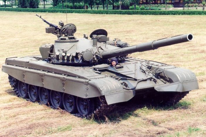 Ispitivanje tenka M-84