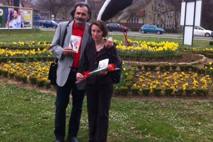 Rode Malena i Klepetan, dobile su i svoj prvi roman. 'Gnijezdo ljubavi'