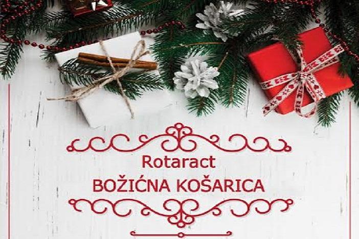 """Rotaract klub Slavonski Brod i ove godine organizira tradicionalnu akciju """"Božićna košarica"""""""