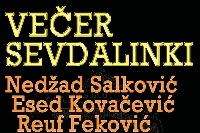 """VEČER SEVDALINKI"" uskoro u Slavonskom Brodu"