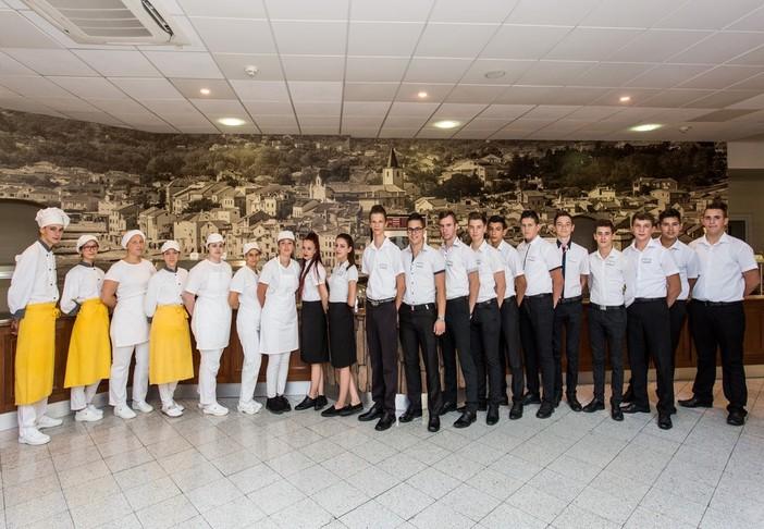 Učenici Industrijsko - obrtničke škole Nova Gradiška na praksi u Baški na Krku