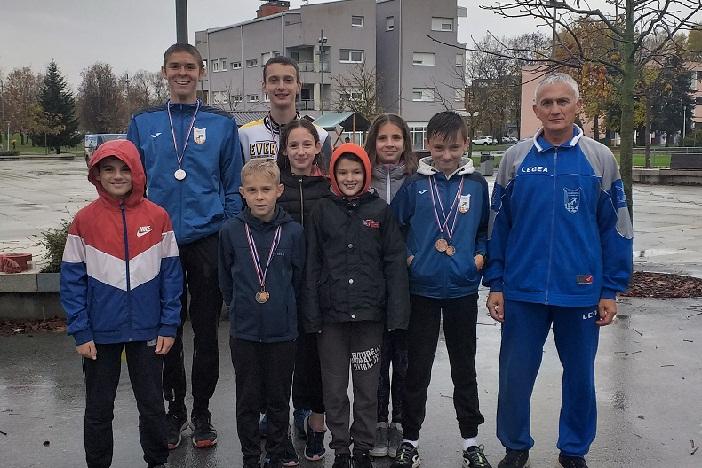 Brođani se opet kući vraćaju s pregršt medalja
