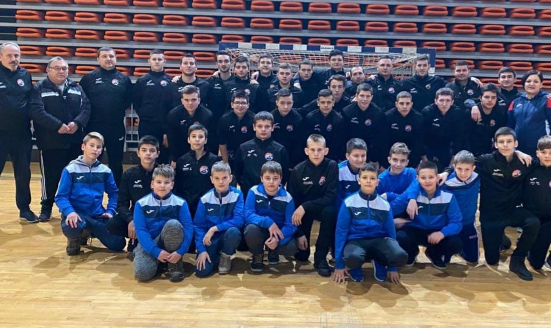 """Mladi brodski rukometaši nastupili na Međunarodnom rukometnom turniru """"Zenica Handball Cup"""" u Zenici"""