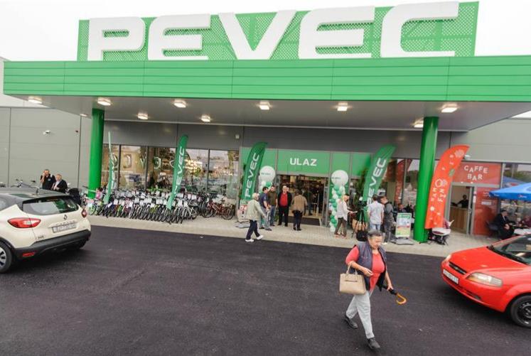 Trgovački lanac Pevec danas mijenja ime, evo kako će se zvati