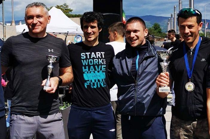 Policijski službenici PU Brodsko-posavske osvojili drugo mjesto u polumaratonu