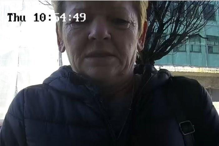 Policija traži žensku osobu s fotografije