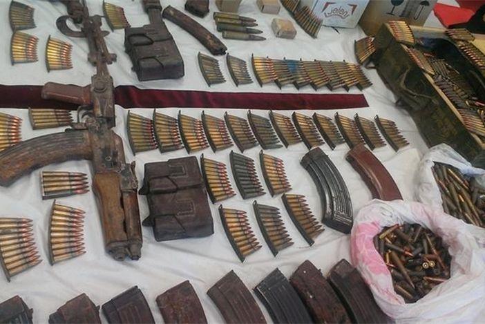 Zbog oružja (puno oružja), zaradio 30 dana pritvora