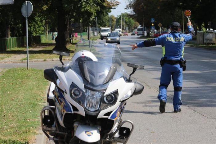 Ometao policijske službenike u obavljanju policijskog posla