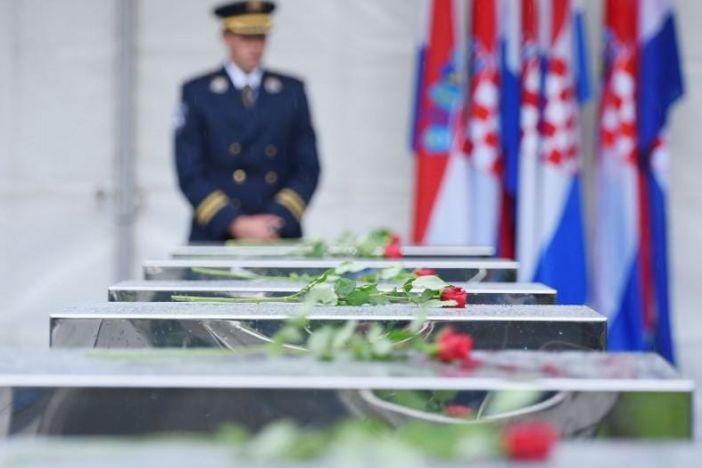 """Obilježena 26. obljetnica VRO """"Bljesak"""" u Okučanima"""