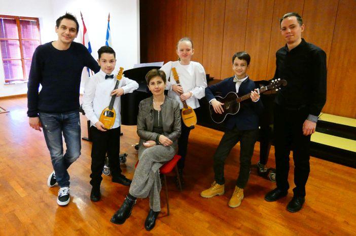 Novi uspjeh učenika glazbene škole